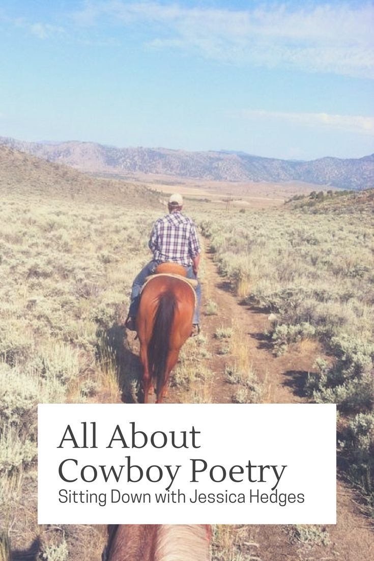 The National Cowboy Poetry Gathering dates back to January 1985, held annually in Elko, Nevada. Catch up with a modern-day cowboy poet, and get some perspective on the event and why cowboy poetry is such an important piece of our cowboy culture.