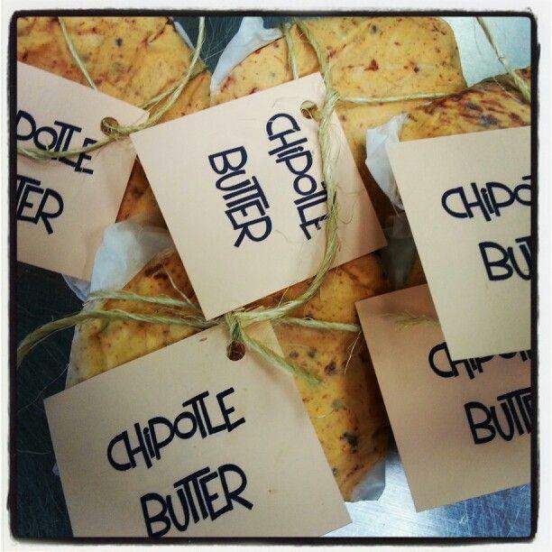 Chipotle butter! Yummmmmm