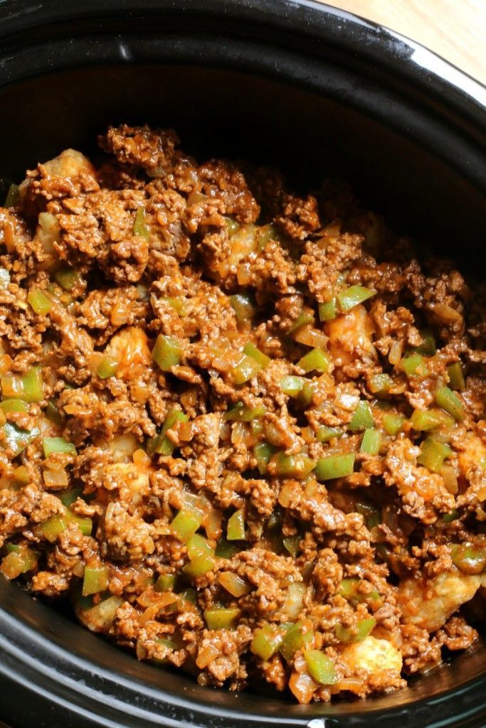 Slow Cooker John Wayne Casserole - The Magical Slow CookerThe Magical Slow Cooker