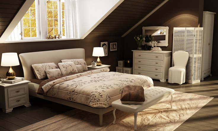 Pościel Welmax - Róża Anny    #sypialnie #bedrooms #bedding: Róża Annie, Bedrooms Beds, Sypialni Bedrooms, Annie Sypialni