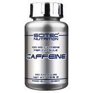 Cafeína 100 cápsulas - Scitec - Quemagrasa, Termogenico