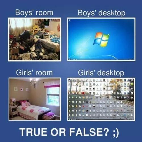 verdad o falso?