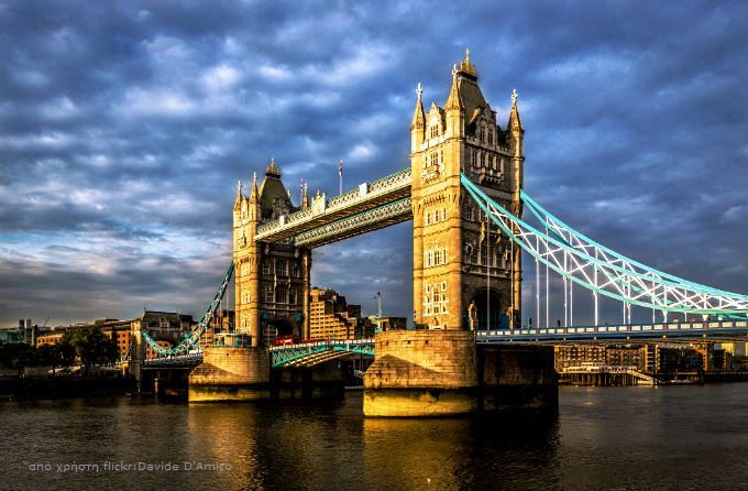 London Tower Bridge.. and many more!