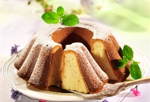 Babka śmietankowa / Cream Pudding Easter Cake