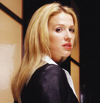 Poppy Montgomery als Samantha Spade auf Without A Trace