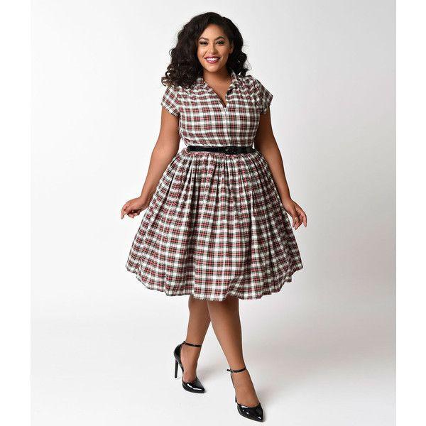 Best 25+ Plus size vintage dresses ideas on Pinterest   Lace ...