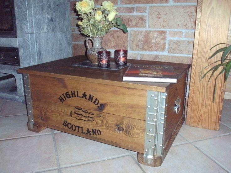 54 besten frachtkiste bilder auf pinterest whisky holzboxen und holzkiste. Black Bedroom Furniture Sets. Home Design Ideas