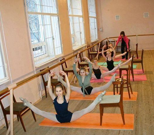 Center split training