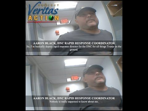 Democrat Operative Caught On Video Devising Plans To Bully Females At Trump Rallies