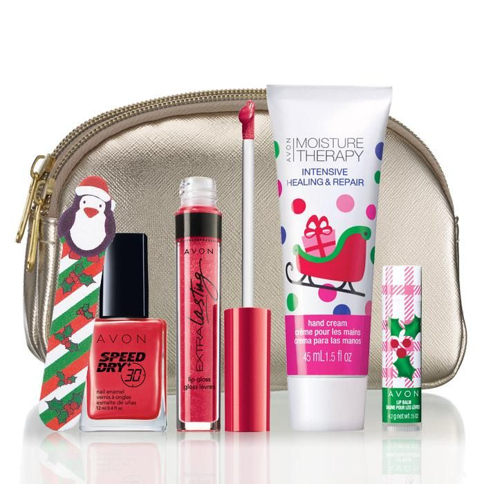https://mommywarrior.avonrepresentative.com/ It's the season for gifting! Holiday Mini Hand Cream Moisture Therapy Intensive Healing Repair;Extra Lasting Lip Gloss in ...