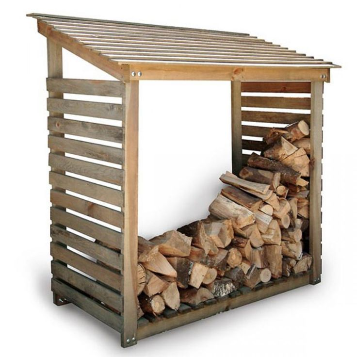 26 best Leñeros images on Pinterest   Firewood storage, Sheds and ...