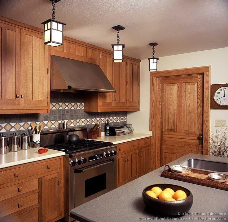 179 Best Craftsman Style Kitchens Images On Pinterest