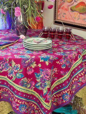 Nice Jordan Tablecloth | Table Linens U0026 Kitchen, Tablecloths :Beautiful Designs  By April Cornell