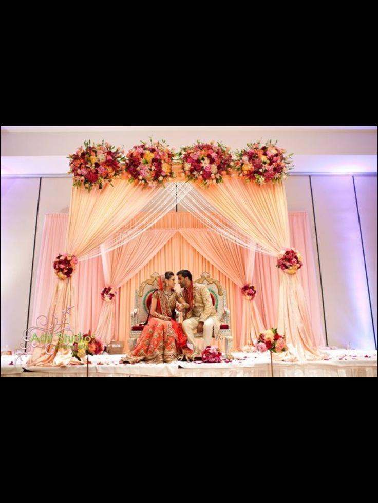Mandap: Anais events Coordination: ambiance by tejel   Love this gorgeous mandap!!!!