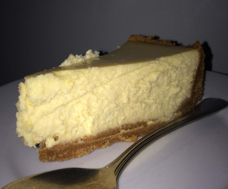 Recipe NewYork Baked Cheesecake by Channii - Recipe of category Desserts & sweets