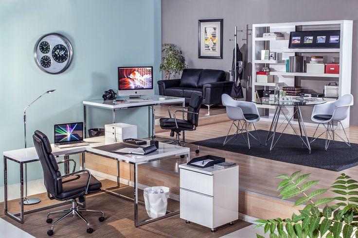 ¡Las oficinas con plantas libres no son un problema! Productos para crear ambientes de trabajo dinámico y fluido es nuestra especialidad.