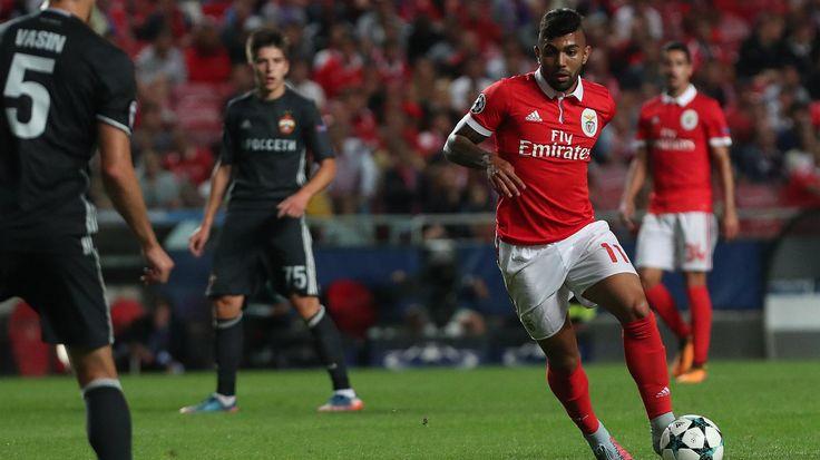 """Gabriel Barbosa: """"Temos outros jogos para dar a volta"""" - Site Oficial SL Benfica"""