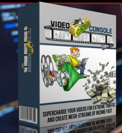 Video Cash Console is AMAZING Software created by Shayn McFarland to Supercharges Your Videos & Search Rankings Auto-Pilot. Video Cash Console strategy is very simple. We backlink and index all your videos to 'Supercharge' them for rankings.