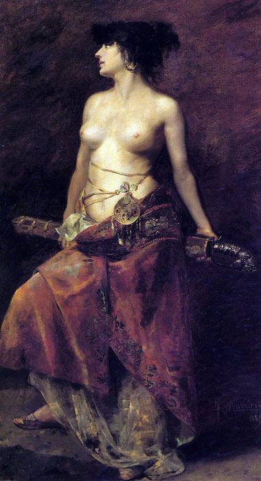 Salome, Artist Unknown