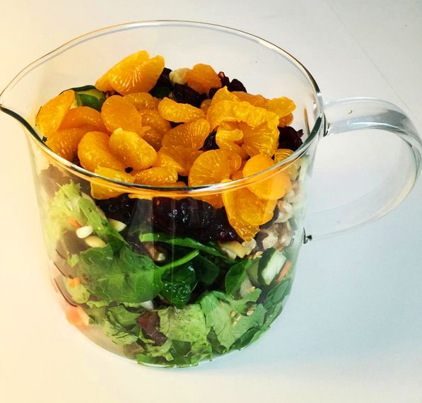 Here's a picture of a pitcher of salad. Read all about it in our January 2016 Newsletter. http://myemail.constantcontact.com/Aquaponics-USA-World-Newsletter--Obesity-in-AMERICA-Part-10--Our-Vegetarian-Kitchen-Continued.html?soid=1112251298842&aid=3Id08vrRApM