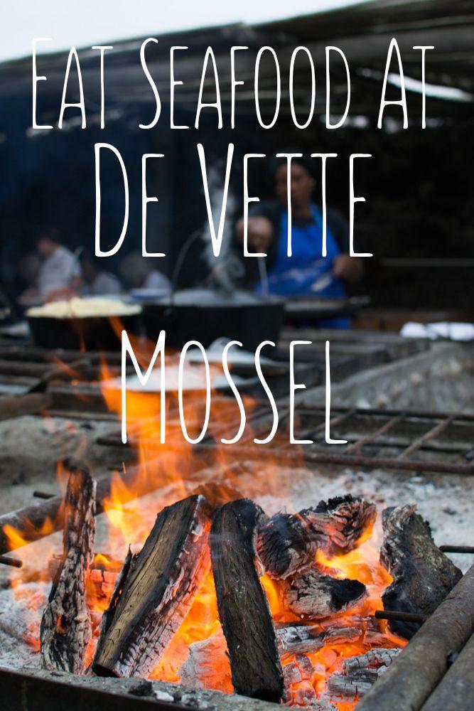 To Do In Joburg - Melanie van Zyl- De Vette Mossel