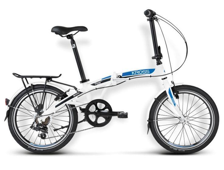 Rower składany Kross Flex 2.0 (2015)