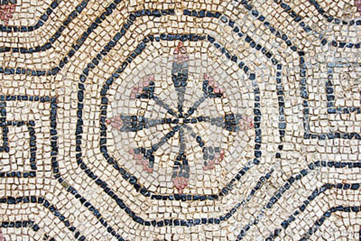 Inspiration: the classic look of mosaic tiles
