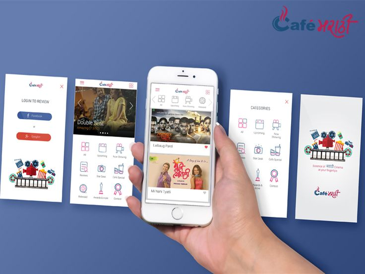 I got 99 problems but UI UX ain't one.After website, here comes the mockup of the Cafe Marathi app.With a highly simplied UI and structured UX,the app caters to everyone who has a love for Marathi entertainment.  Looking for a help with your identity/brand? We would love to hear about your needs. Email us at connect@maxtroninnovations.com  Our website- www.maxtroninnovations.com