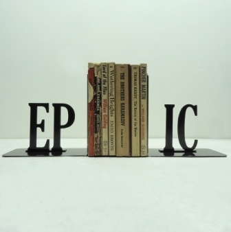 Epic Bookends