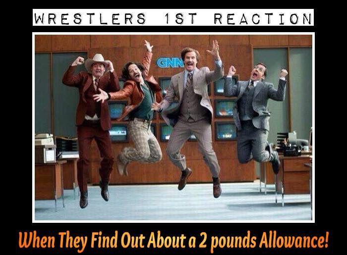 Makes sense!  #WrestlingMEMES #obsessedwrestler #FunnyPictures #Wrestling