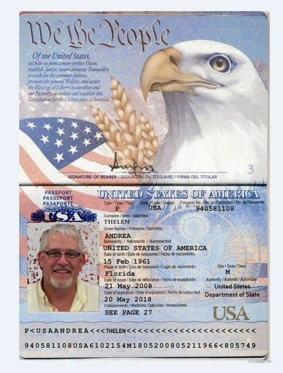 Fillable Online photos state The use of a passport in