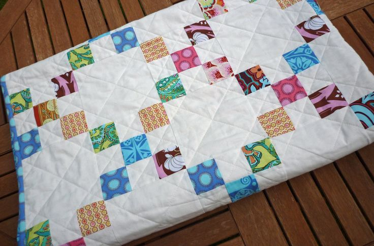 Pdf quilt pattern for jelly rolls pdf baby lap twin queen for Garden trellis designs quilt patterns