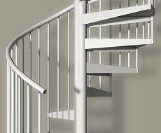 escaleras de caracol metlicas diseo y confort para tu hogar en enesca dars con esa