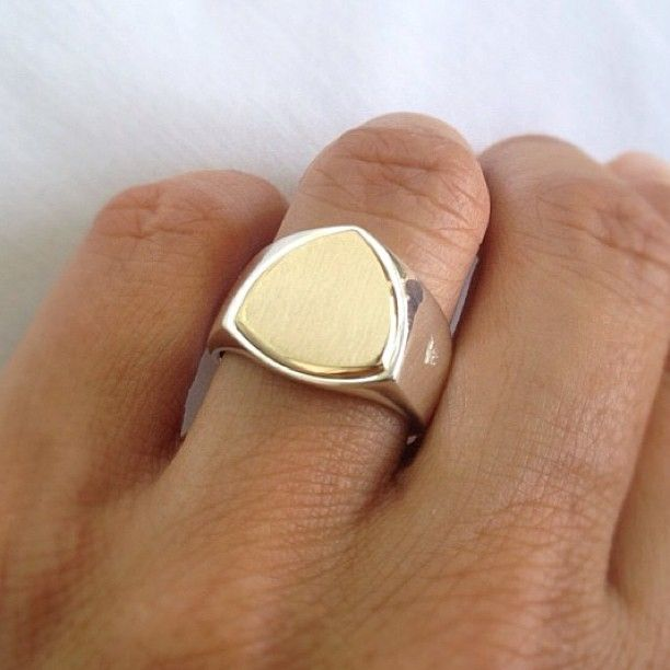 I'm not a big ring-wearer, but I am obsessed with these tom wood rings!