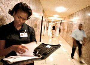 Priceless #FirstLady Of The United States #MichelleObama Director of Community Affairs University Of Chicago Hospitals 2002