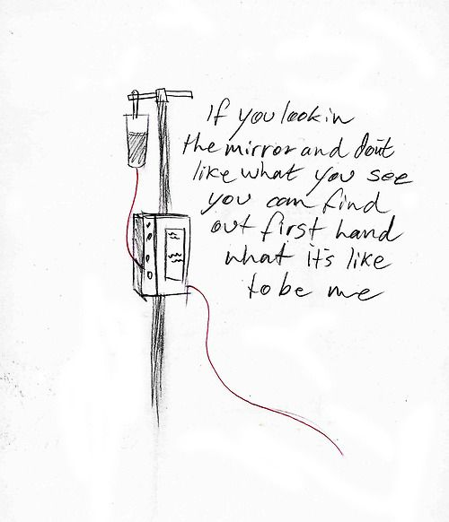 The End - My Chemical Romance. These lyrics bring tears to my eyes every time.