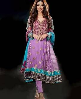 Cool indian anarkali dresses 2017-2018