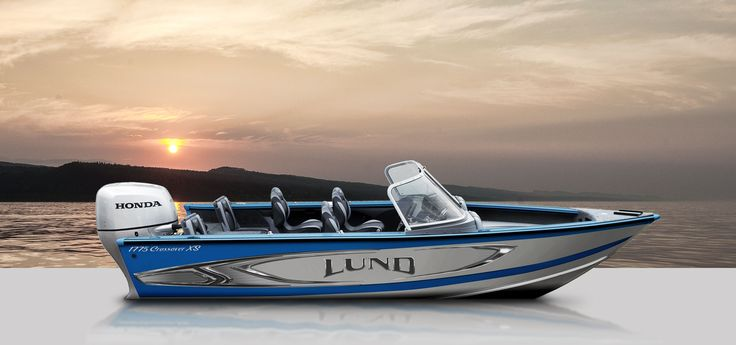 Lund Boats - Fish and Ski Boats - 1775 Crossover XS