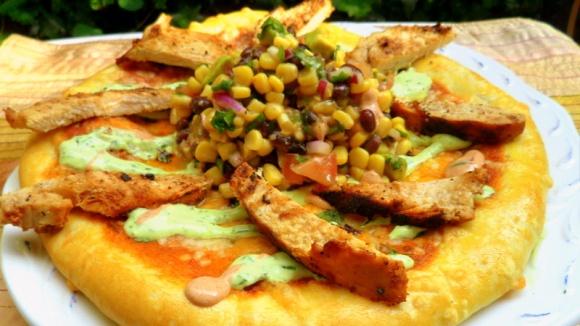 CPK Chipotle Pizza recipe