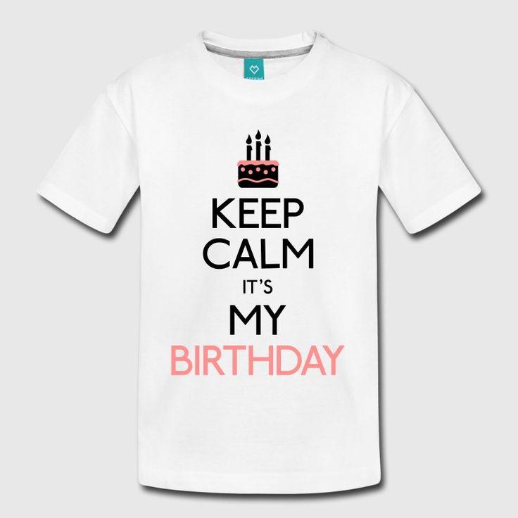 Resultado de imagen para keep calm birthday