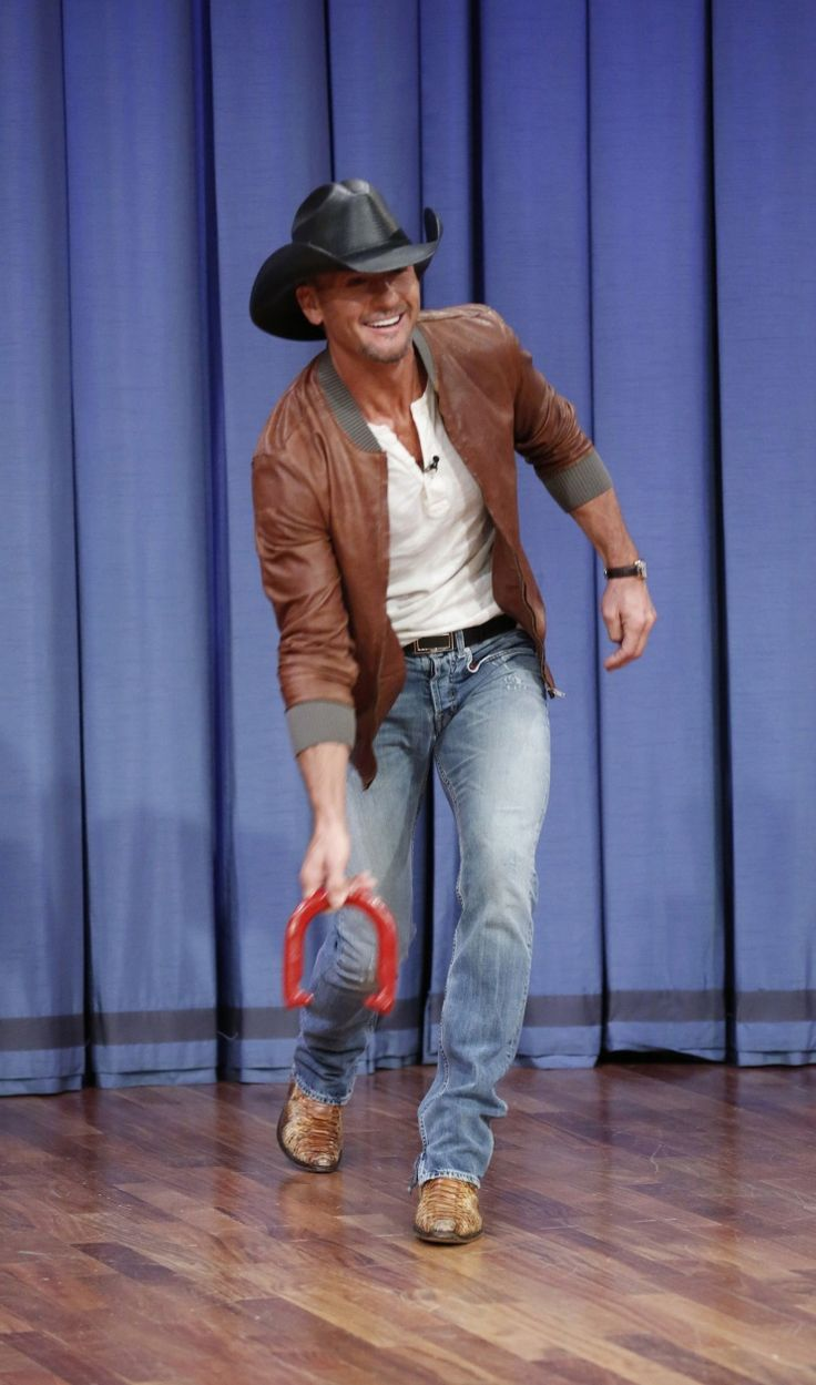 Tim McGraw | GRAMMY.com: Late Night, Photo