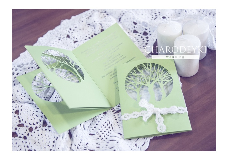 """Коллекции свадебных пригласительных 2013 года от нашей имидж студии """"Charodeyki""""/ Invitation made by www.charodeyki.com, collection 2013"""
