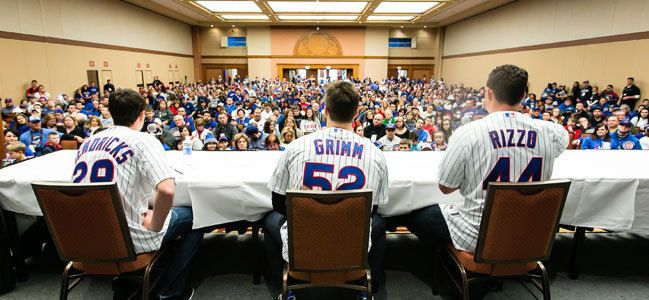 This is for 1 pass per sale. I will ship the hard ticket to you when they arrive FOR FREE and include I will include a Cubs autograph from past Cubs C... #cubs #free #auto #grand #passes #convention #tickets #sheraton