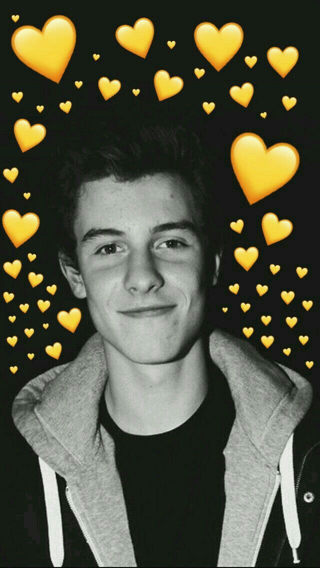 Cute Heart Images For Wallpaper Love Shawn Mendes Em 2019 Shawn Mendes Snapchat Shawn