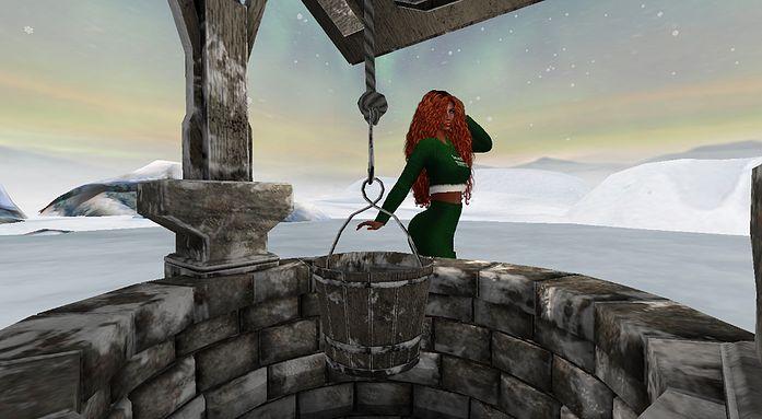 "roseyourstylesl | ""Christmas Winter Dream Market"""