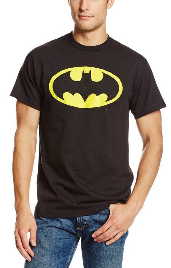 Batman Classic Logo T-Shirt - Unisex/Men's [Free Shipping]