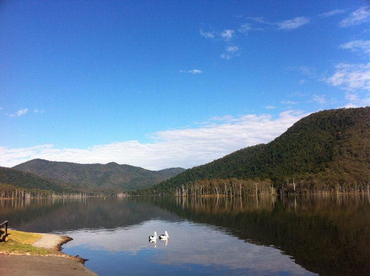 Lake Borumba, Queensland