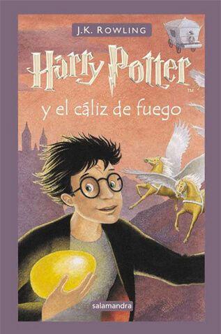 Harry Potter y el Caliz de Fuego - J. K. Rowling | En Tu Libro Gratis podrás descargar los mejores libros en formato PDF y EPUB gratis en español online y en descargar directa