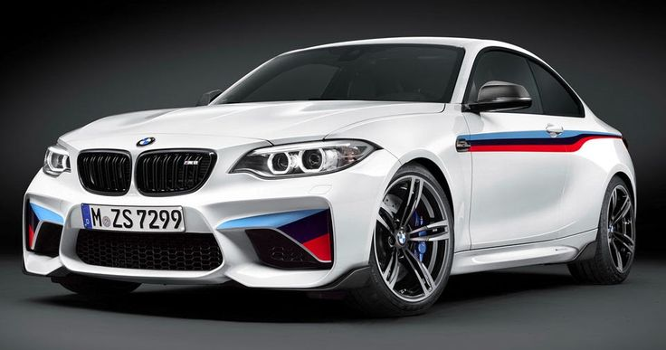 BMW's New M Performance Parts Catalogue Arrives At Essen Show #BMW #BMW_M