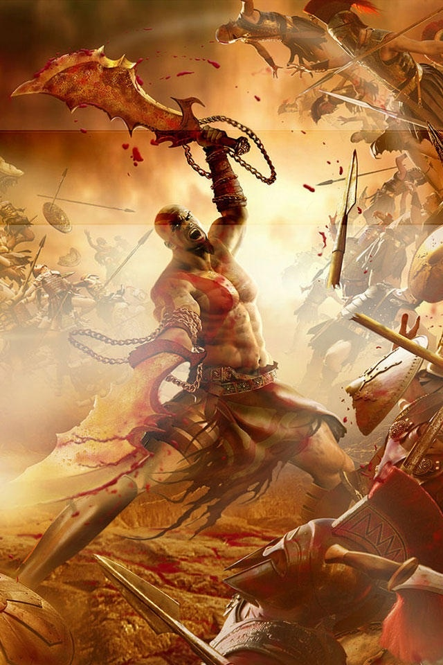 God Of War Fan Art Ascension